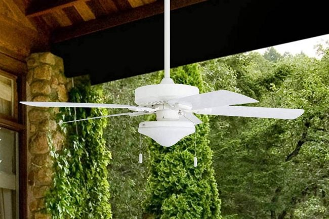 Best Outdoor Ceiling Fan Options