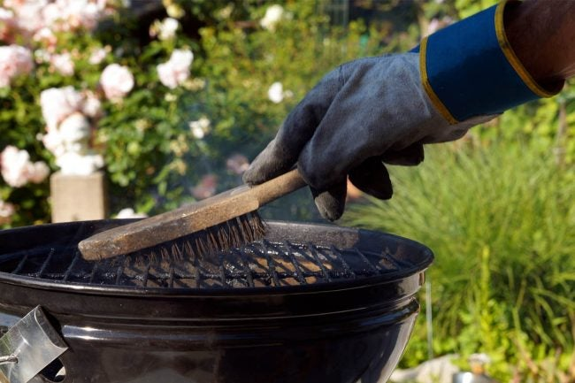 The Best Grill Cleaner Options