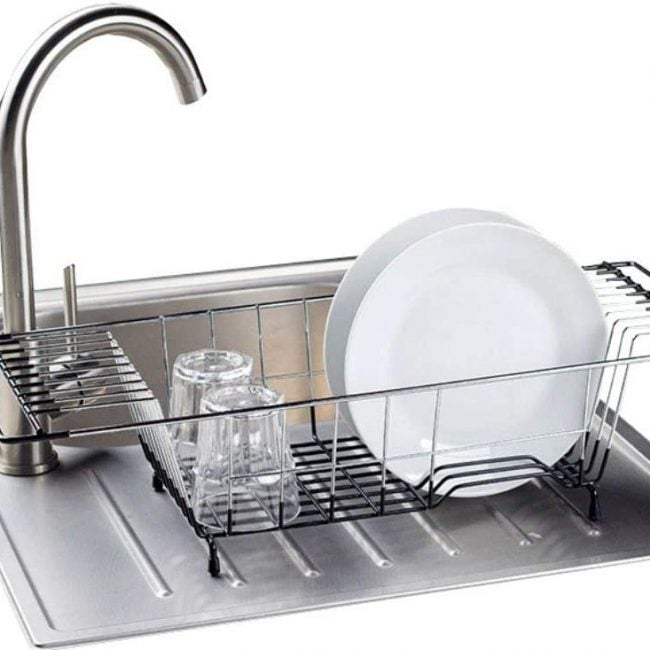 Best Dish Drying Over The Sink
