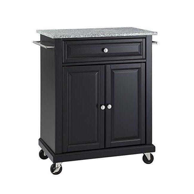 The Best Kitchen Cart Option: Crosley Furniture Cuisine Kitchen Island