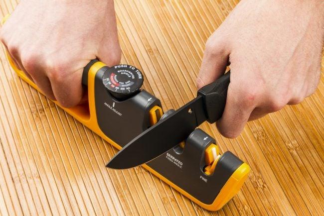 The Best Knife Sharpener Options