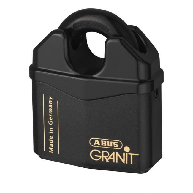 The Best Padlock Option: ABUS Granit Alloy Steel Padlock