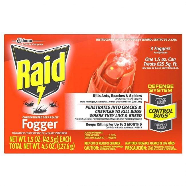 The Best Roach Killer Options: Raid