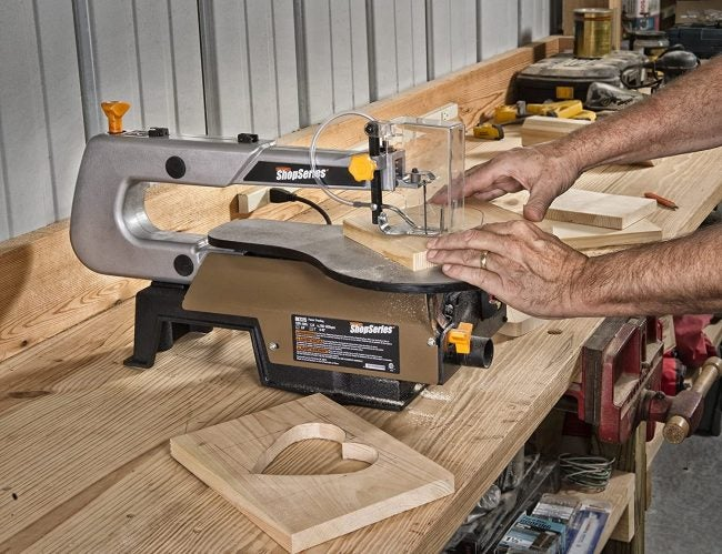 The Best Scroll Saw Option