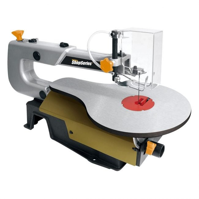 The Best Scroll Saw Option: Rockwell ShopSeries 16-Inch Scroll Saw