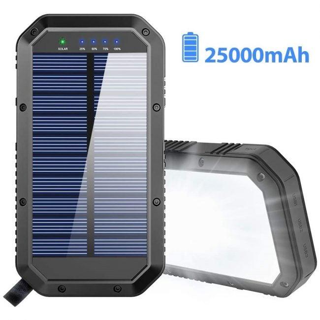 The Best Solar Charger: GoerTek