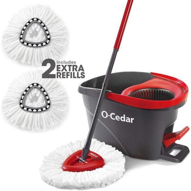 The Best Spin Mop: O-Cedar
