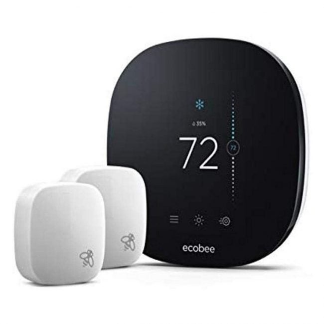 The Best Programmable Thermostat Options: ecobee3 Lite Smart Thermostat