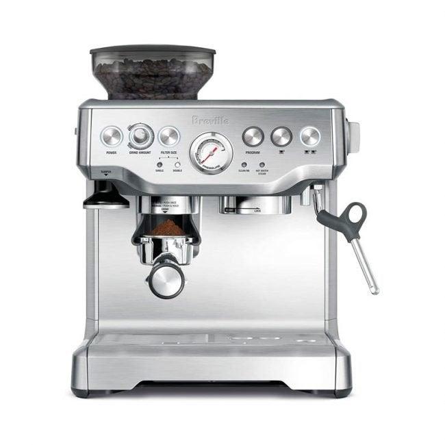 The Best Espresso Machine Option: The Barista Express Espresso Machine by Breville