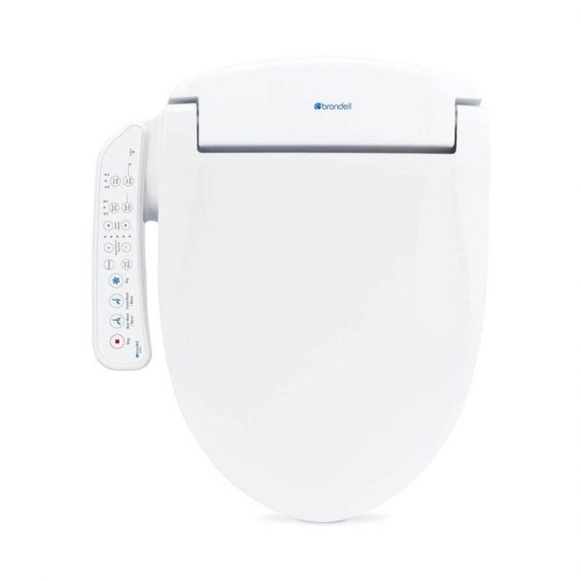 The Best Bidet Option: Brondell Swash SE400 Seat