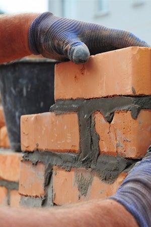 Building Weep Holes in Brick
