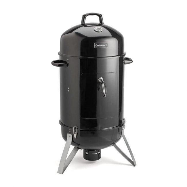 The Best Charcoal Smoker Option: Cuisinart Charcoal Smoker