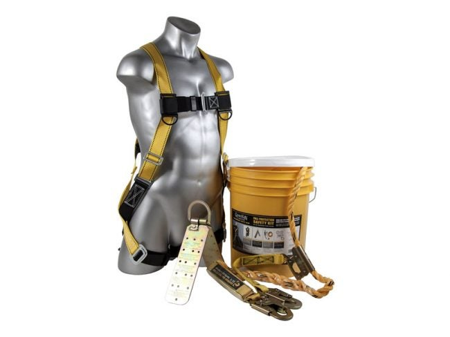 Roofing Tools: Fall Protection