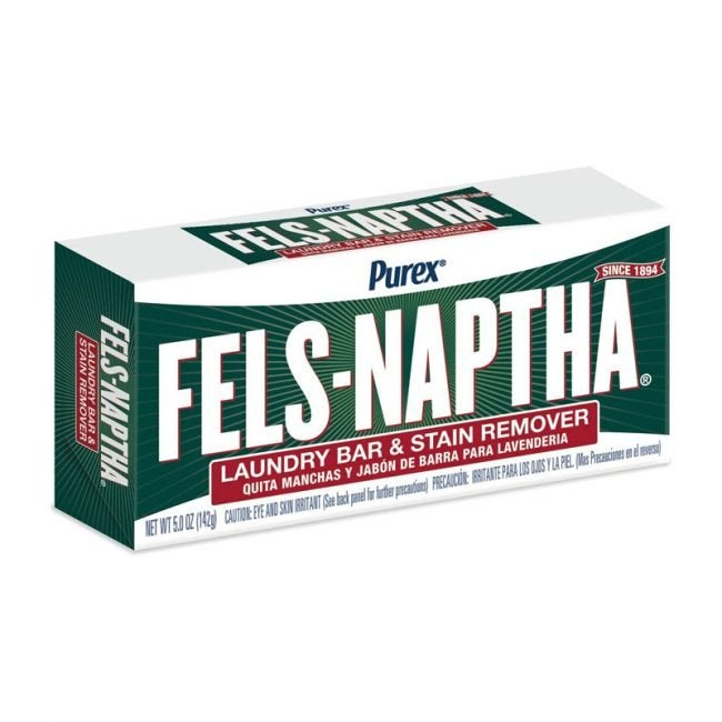 The Best Stain Remover Option: Fels Naptha Laundry BarThe Best Stain Remover Option: Fels Naptha Laundry Bar