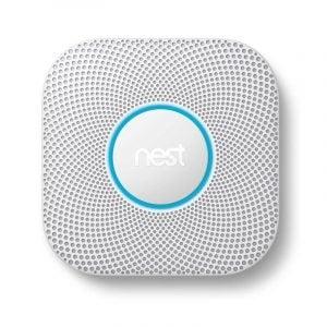 最好的一氧化碳探测器选择:Nest保护烟雾和一氧化碳报警器