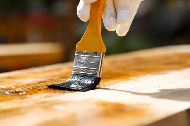 How To: Remove Stain from Wood