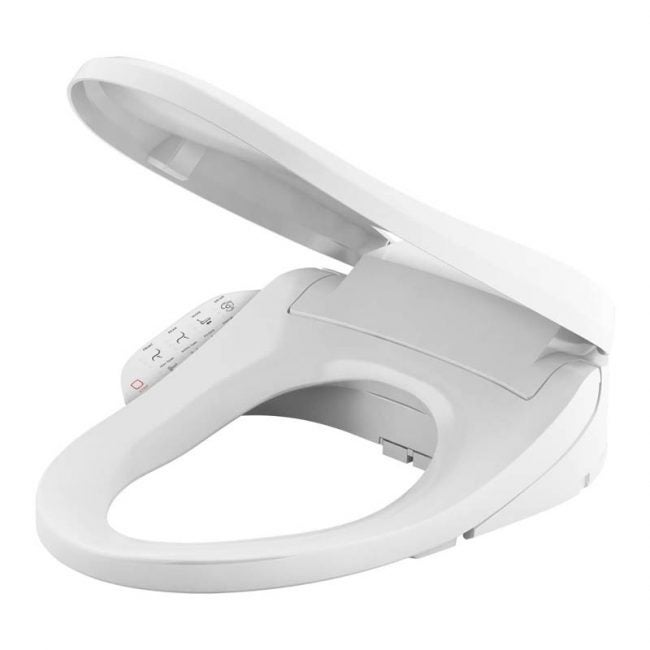 The Best Bidet Option: KOHLER K-8298-0 C3 155 Bidet Toilet Seat