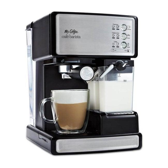 The Best Espresso Machine Option: Mr. Coffee Espresso and Cappuccino Maker
