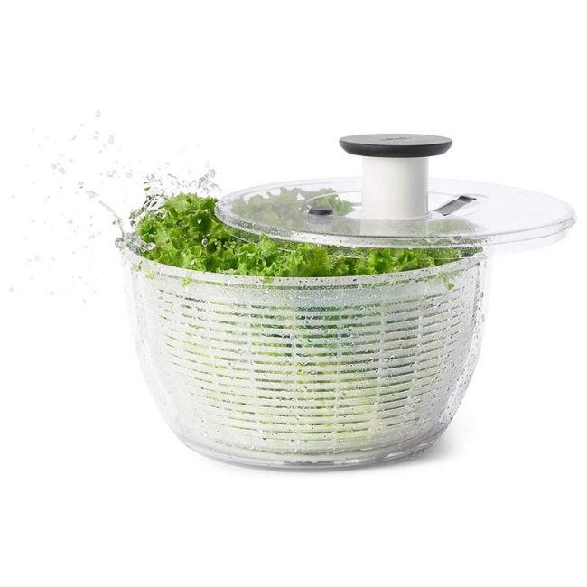 The Best Salad Spinner Option: OXO Good Grips Salad Spinner