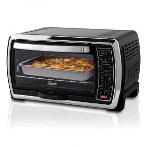 The Best Toaster Oven Option: Oster Countertop Digital Convection Toaster Oven