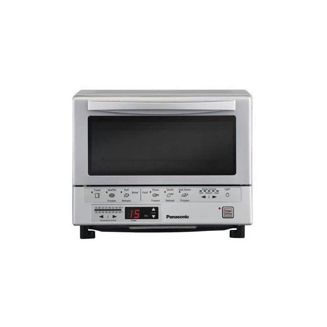 The Best Toaster Oven Option: Panasonic FlashXpress Compact Toaster Oven