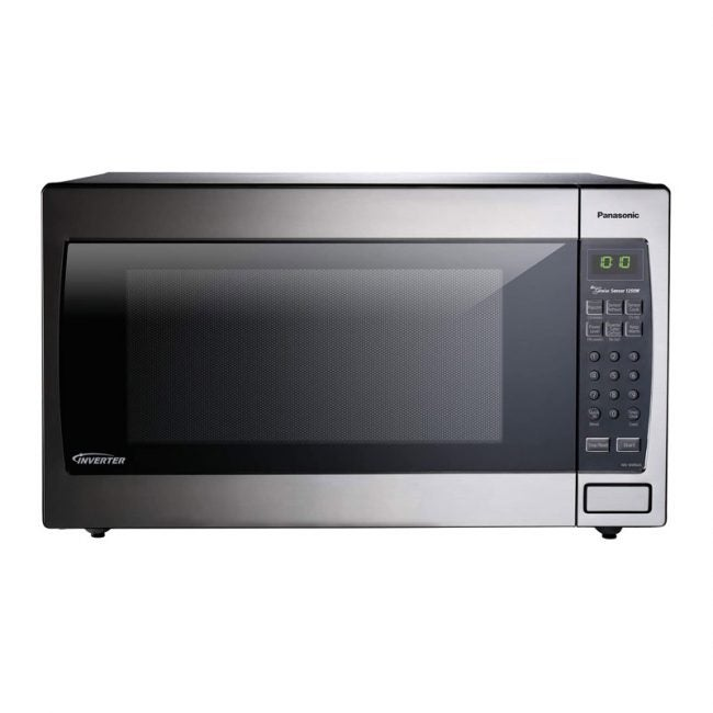The Best Microwave Oven Option: Panasonic Microwave Countertop Oven