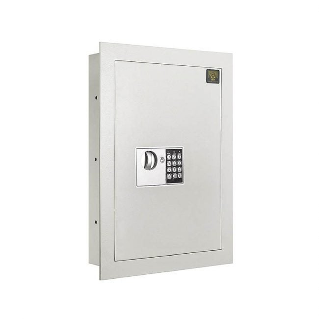 The Best Wall Safe Option: Paragon Electronic Wall Safe
