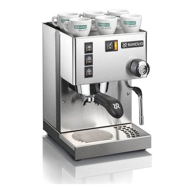 The Best Espresso Machine Option: Rancilio Silvia Espresso Machine