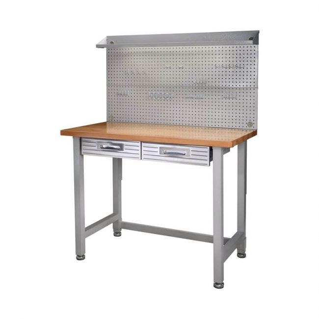 The Best Workbench Option: Seville Classics UltraHD Lighted Workbench