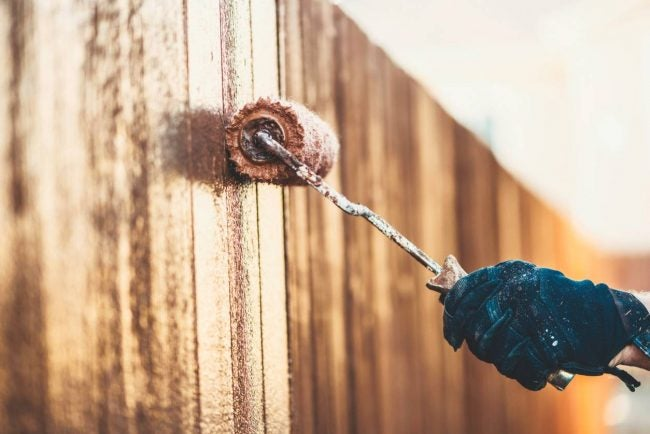 The Best Fence Stain Options