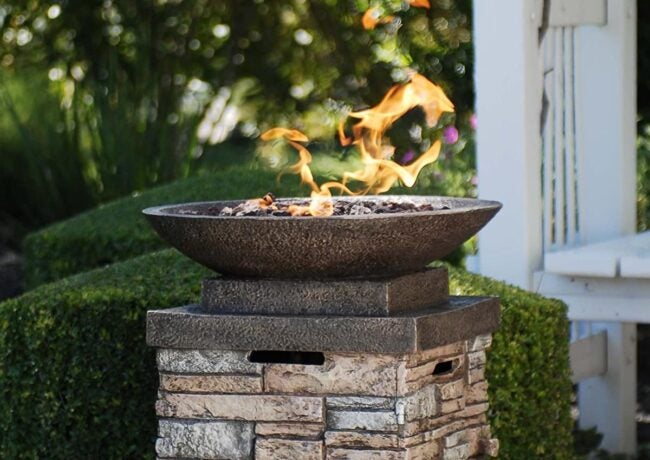 The Best Gas Fire Pit Options