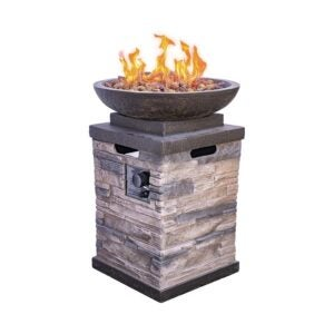 The Best Gas Fire Pit Option: Bond Manufacturing 63172 Newcastle Propane Firebowl