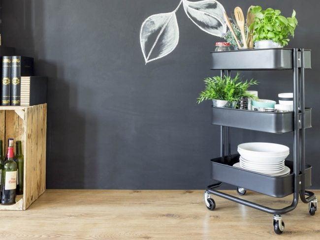 The Best Kitchen Cart Options