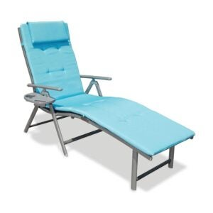 The Best Lounge Chair Option: GOLDSUN Outdoor Adjustable Chaise Lounge Chair