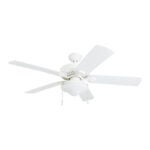 The Best Outdoor Ceiling Fan Option: Honeywell 52-inch Outdoor Ceiling Fan