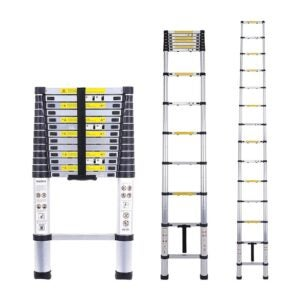 The Best Telescoping Ladder Option: ARCHOM 16-Foot Telescoping Ladder