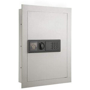 The Best Wall Safe Option: Paragon Lock & Safe 7750 Electronic Hidden Safe