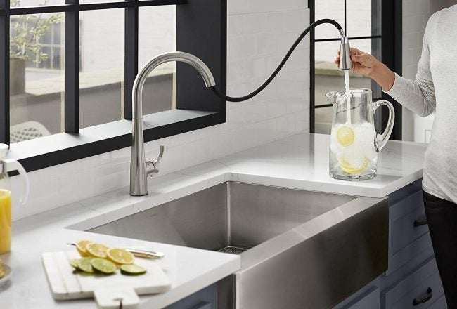 The Best Kitchen Faucet Option
