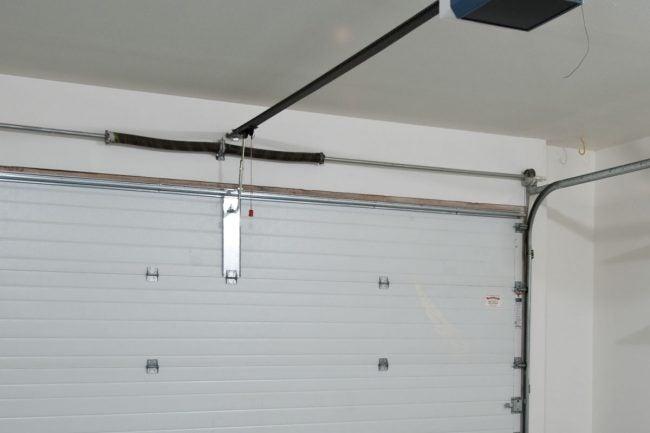 Replace a Garage Door Spring: Torsion Garage Door Springs