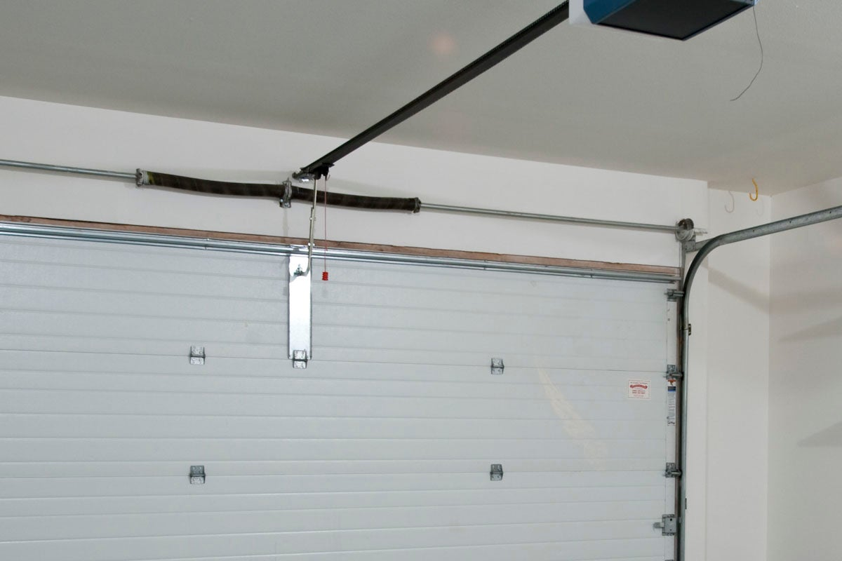 Replace A Garage Door Spring Only After You Read This Bob Vila