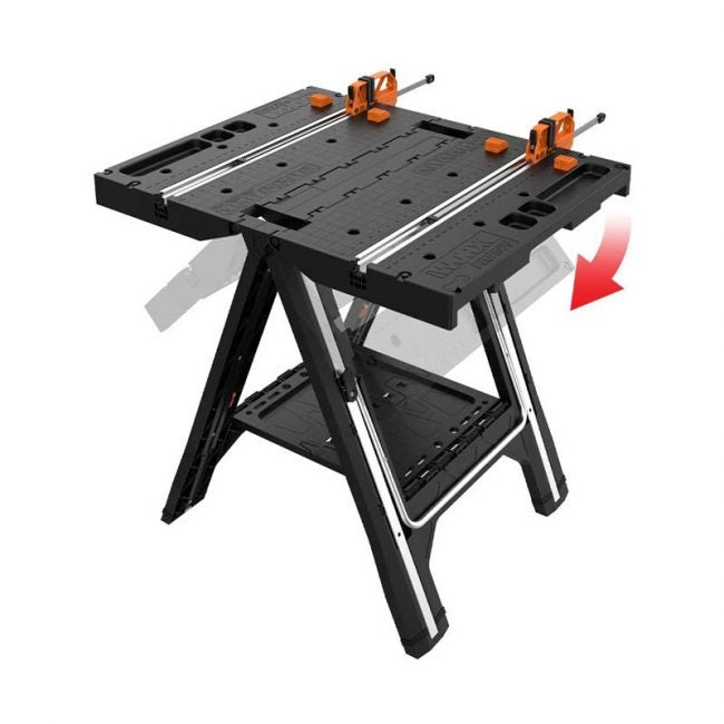 The Best Workbench Option: Worx Pegasus Table and Sawhorse