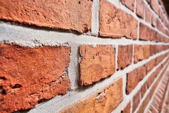 Weep Holes in Brick