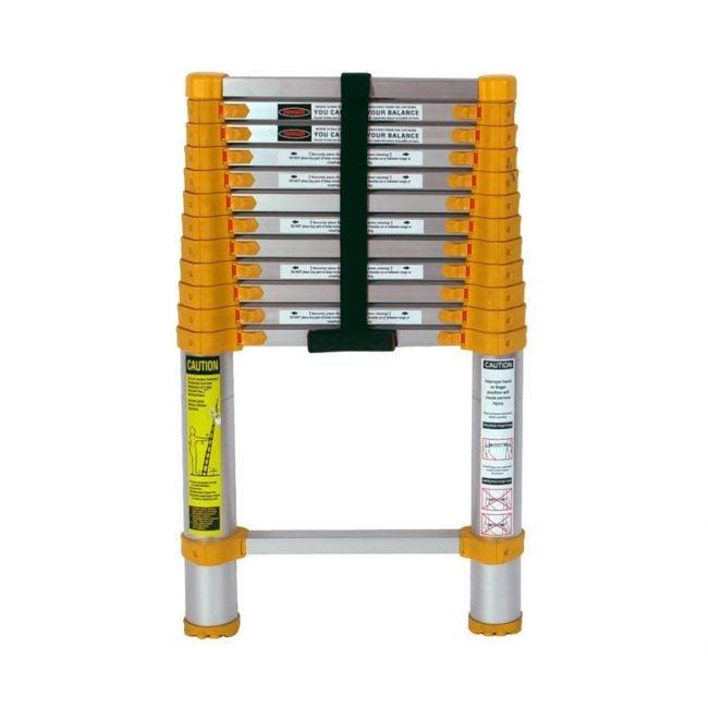 The Best Telescoping Ladder Option: Xtend & Climb 12-1/2-Foot Telescoping Ladder