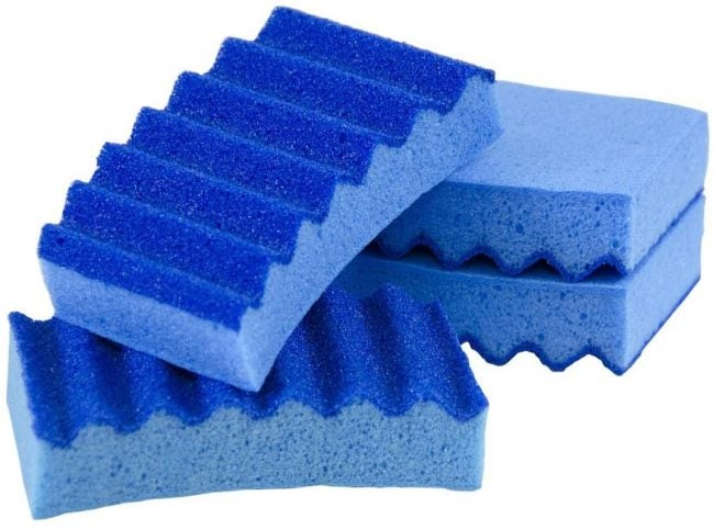 The Best Dish Sponge Options: Lysol Multi-Purpose Durable Scrub Sponge