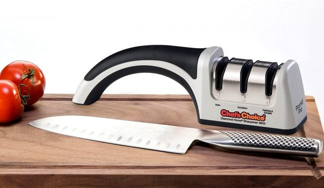 The Best Knife Sharpener Options Chef'sChoice ProntoPro