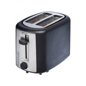 The Best Toaster Option: AmazonBasics Extra Wide Slot Toaster