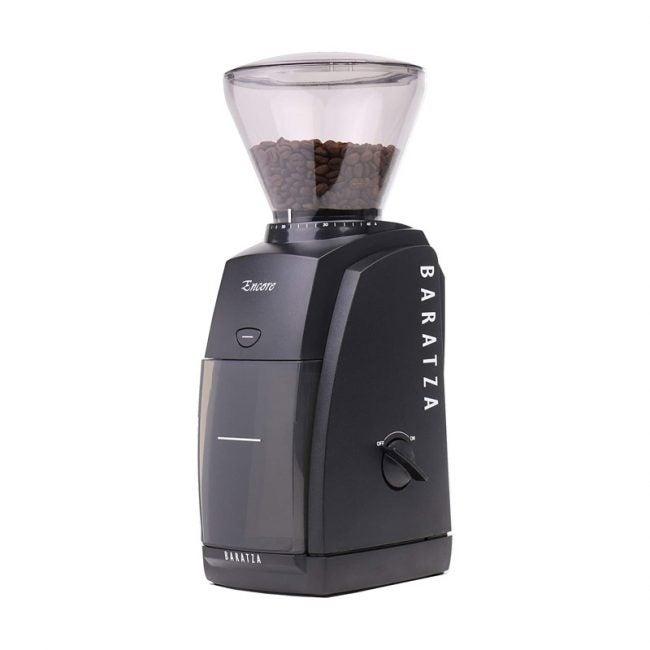 The Best Coffee Grinder Option: Baratza Encore Conical Burr Coffee Grinder