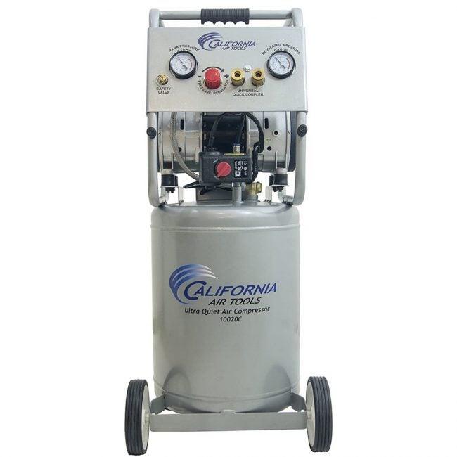 The Best Home Air Compressor Option: California Air Tools 10020C Ultra Quiet Air Compressor
