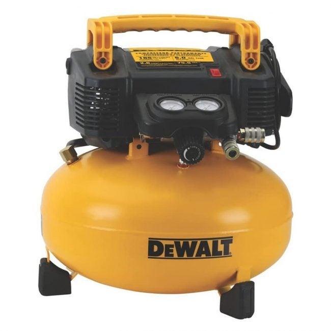 The Best Home Air Compressor Option: DEWALT 6-Gallon Pancake Air Compressor