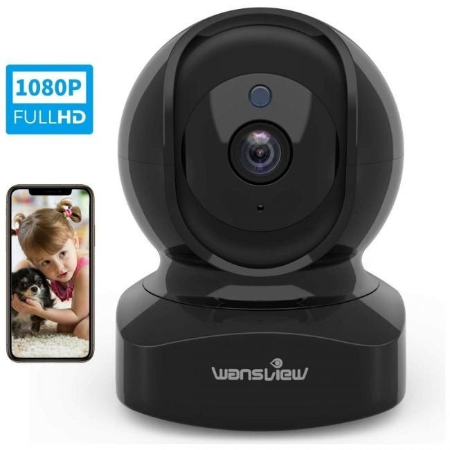 The Best Indoor Home Security Camera Option: Wansview Wireless Security Camera